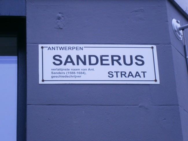 Afbeeldingsresultaat voor sanderusstraat antwerpen