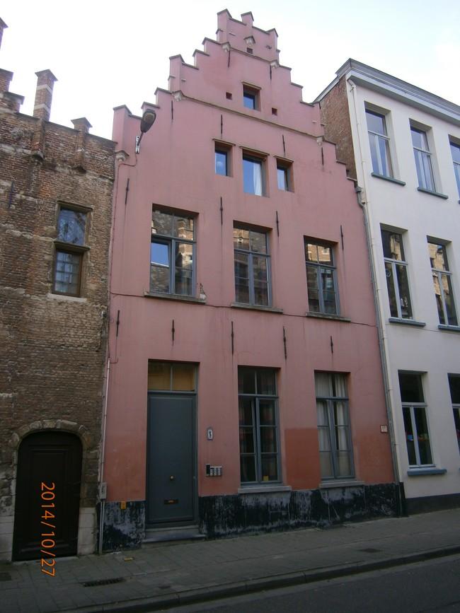 appartement abdijstraat breda