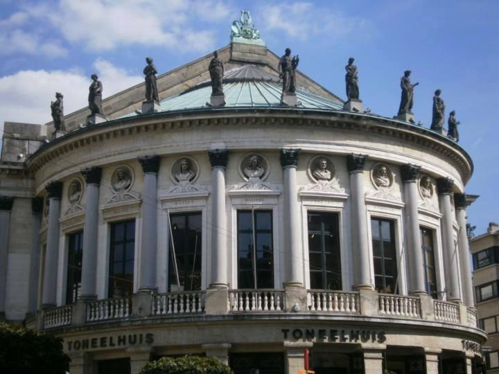 beroemde opera gebouwen