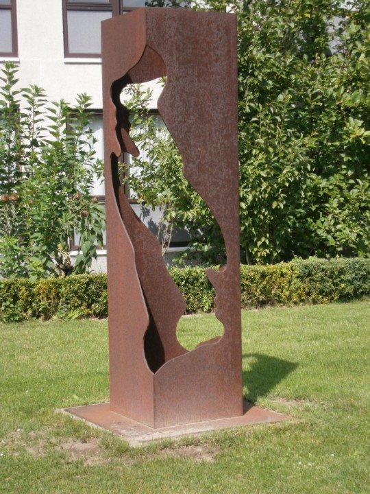 kunst vijver museumplein
