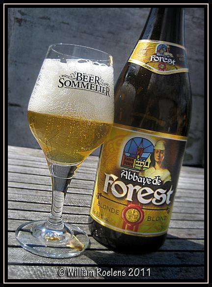 bier abdij omgeving ieper