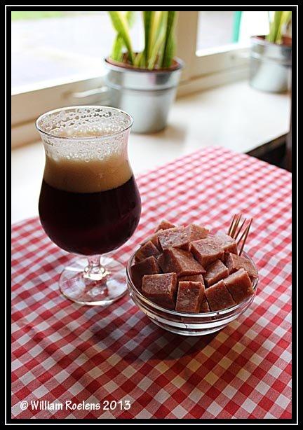 Bierblog - Betegelde badkamer chocolade beige ...