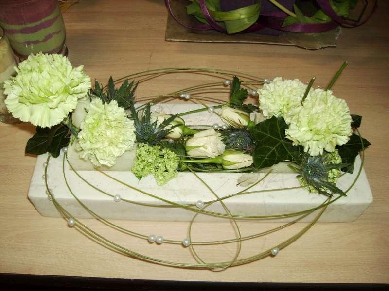 bloemschikken lentestukjes