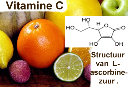vitamine c ascorbinezuur slecht