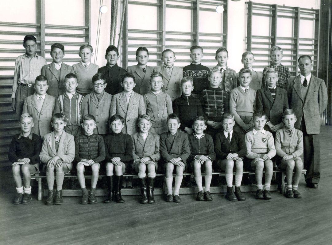 R L Goossens Schooljaar 1955-1956 -...