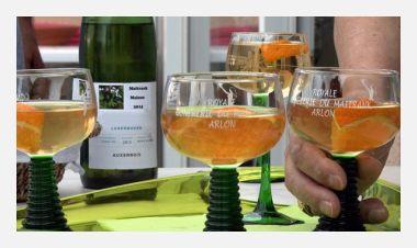 taart idee versiering wijn