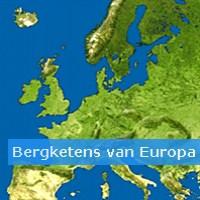 Bergen van Europa