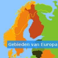 Gebieden van Europa