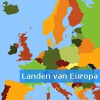 Landen van Europa