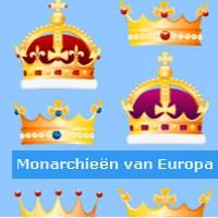 Monarchie�n van Europa
