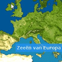 Zeeën van Europa