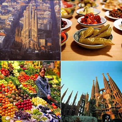 Weekendje weg naar Barcelona