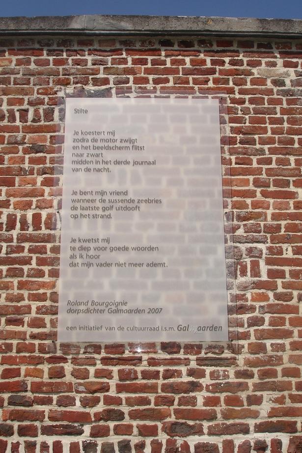 stervende mijnwerkers gedicht