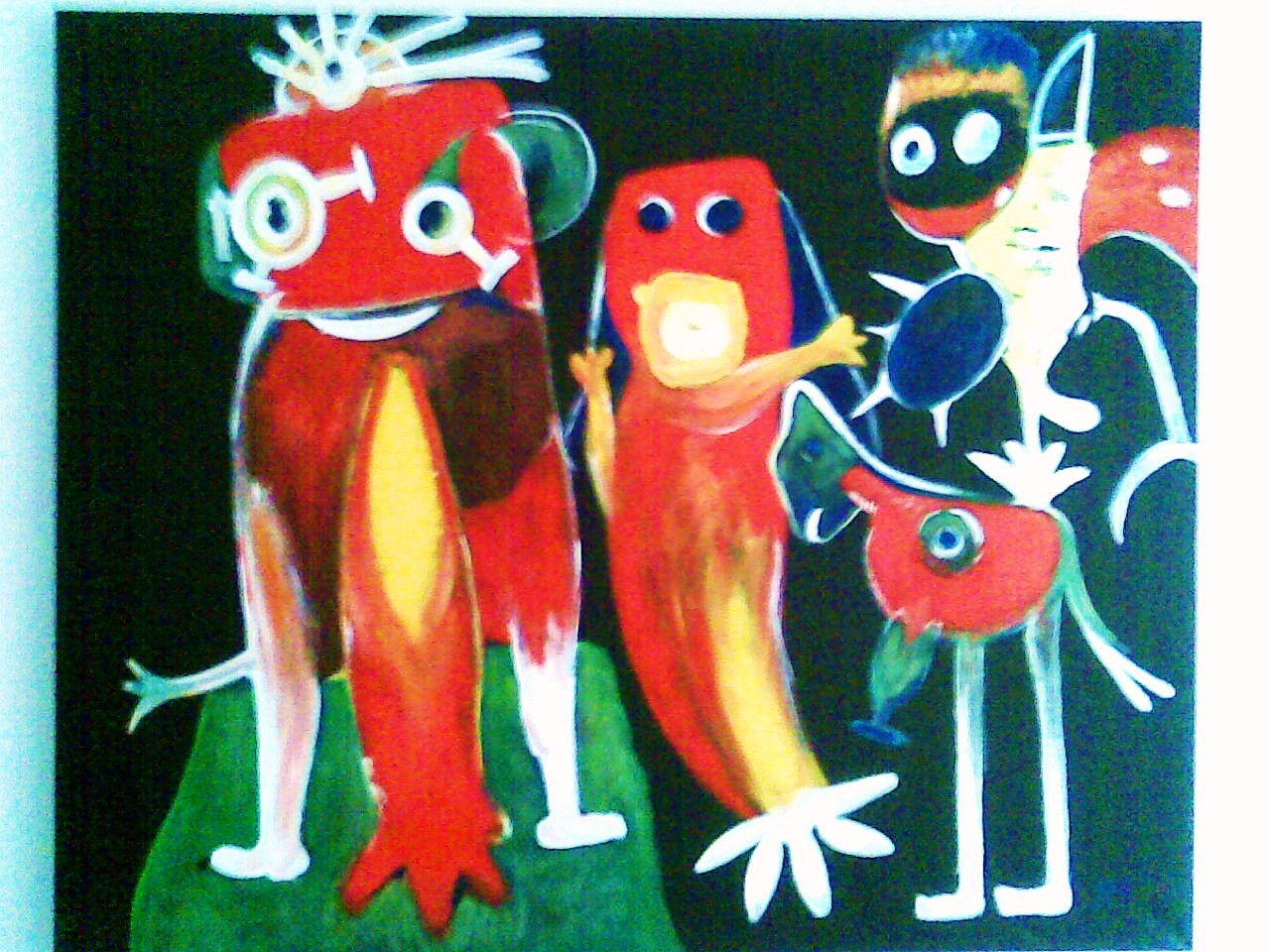 schilderijen van karel appel