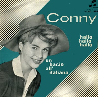 Conny Froboess Un Bacio Al Italiana Hallo Hallo Hallo