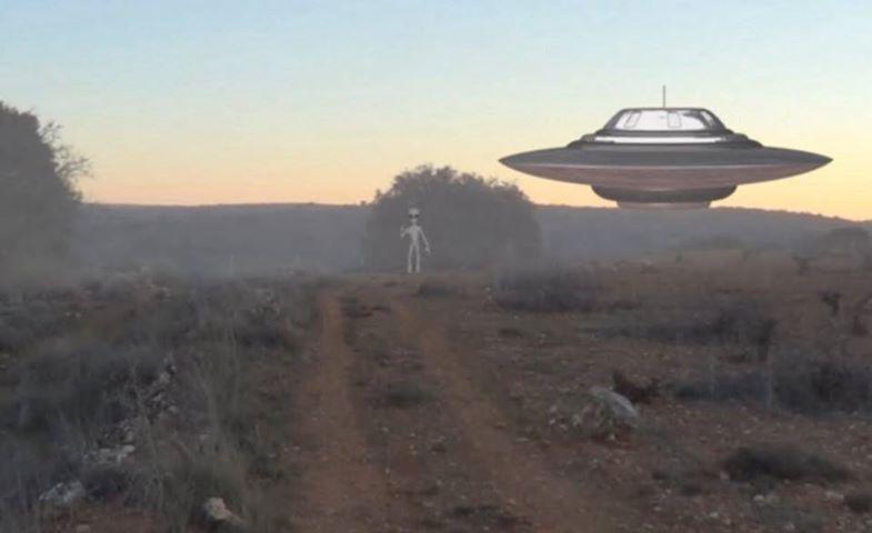 hitler rencontre alien