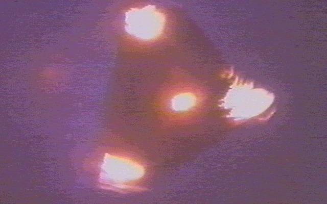 UFO UFO 2 Flying