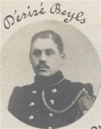 Désirè Aime Beyls zoon vanDésirè Aimé Beyls: