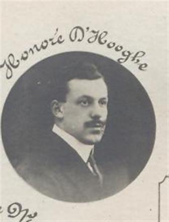 Honoré-Joseph-Antoine D'Hoohge