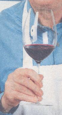 Glasje wijn