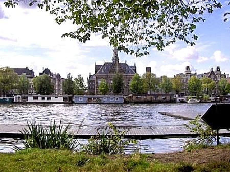 cf9ca62a54b Amsterdam, Gemeentearchief vanaf Weesperzijde