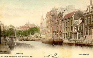 e0b329440d4 Justus van Maurik (16 augustus 1846 - 18 november 1904) Amsterdam,  Overtoom. Vanaf de Stadhouderskade tot ongeveer bij de Anna Vondelstraat  werd de Overtoom ...