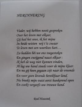 Super Beroemd Tekst Overlijden Vader WM03 | Belbin.Info GP52