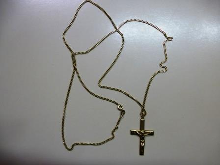 gouden kruis dragers