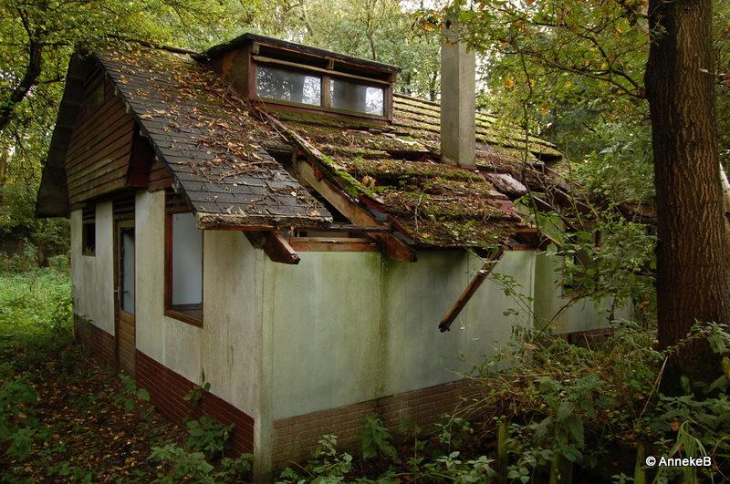 Foto bij Hoofdstuk 40: een oud huis