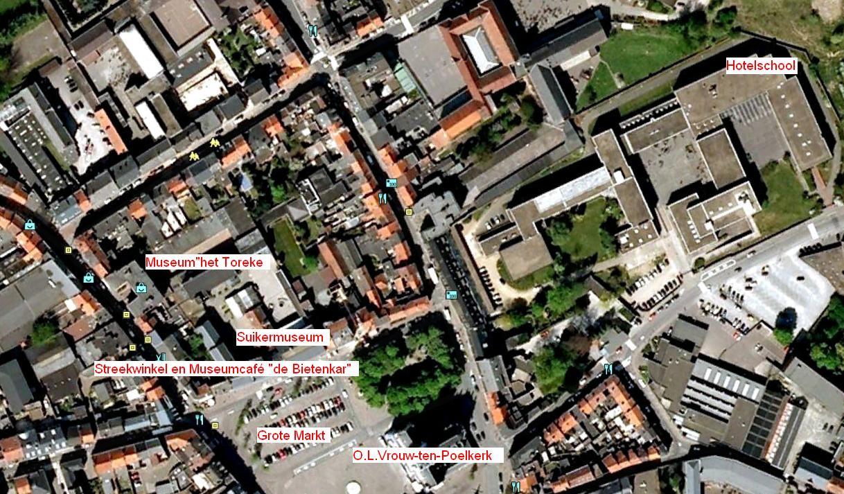 Bezoek Tienen 09 12 2010