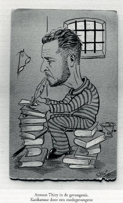 jonge vlaamse schrijver