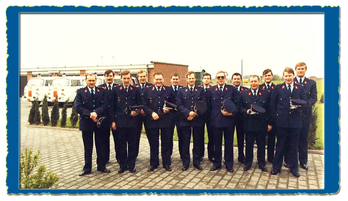 Rijkswacht gendarmerie district kortrijk for Dujardin kortrijk