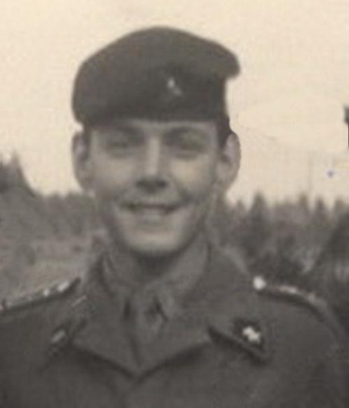 Militaire foto André Otté