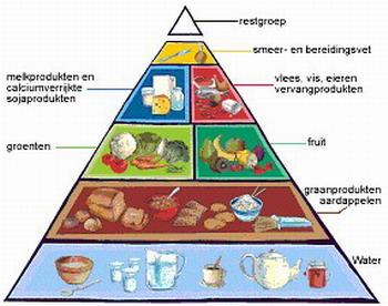 Voedingdriehoek