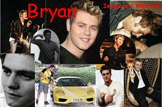 Mcfadden funeral brian Westlife's Brian