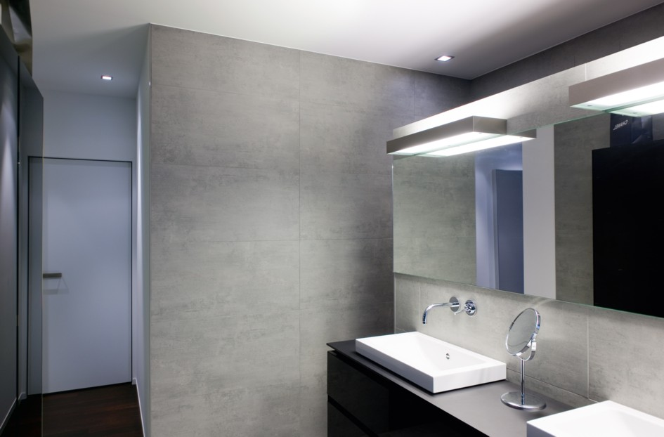 Wozani for Badkamer verlichting plafond