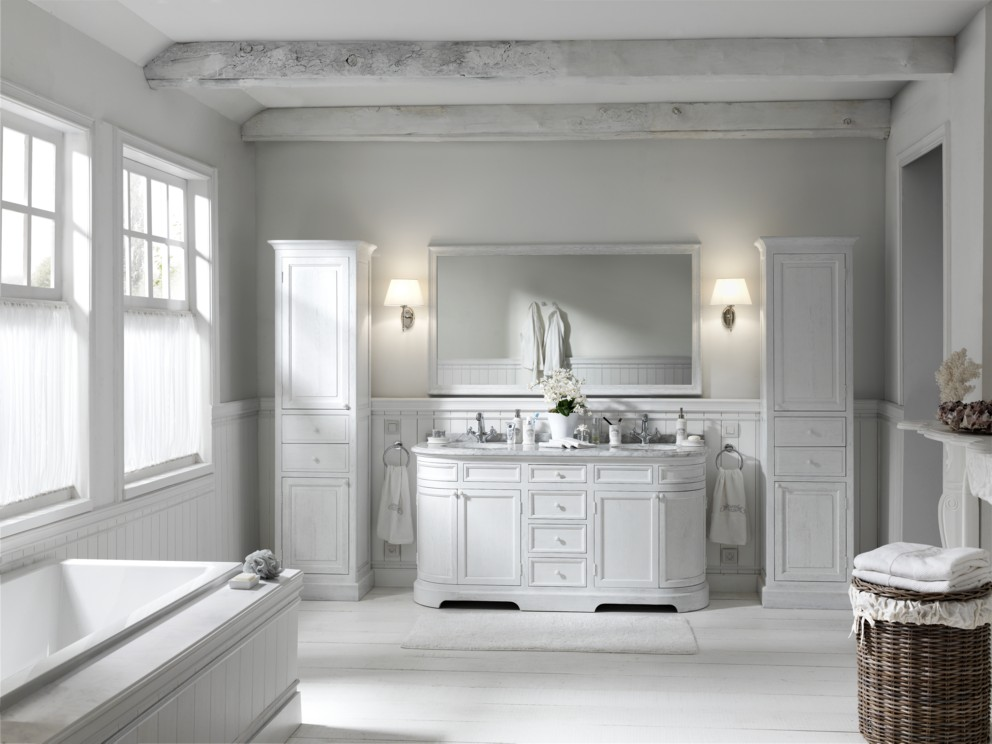 20170302 090036 landelijke badkamerkasten - Landelijke badkamer meubels ...