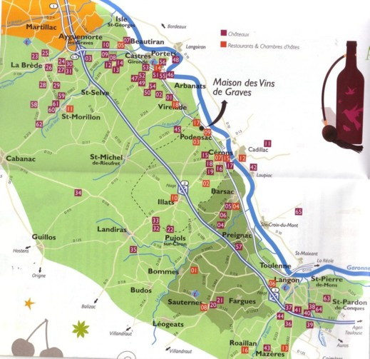 Wozani - Maison des vins de graves podensac ...