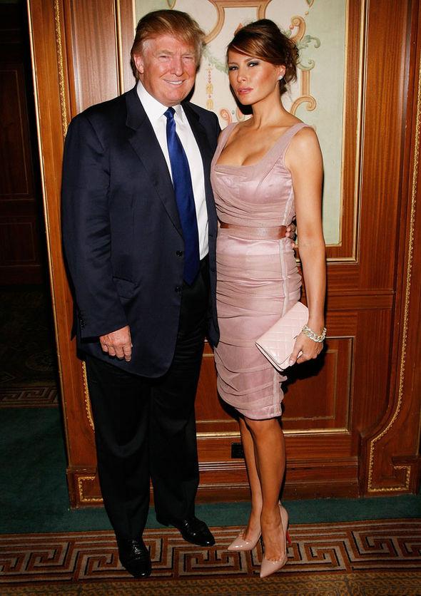Trump wife porn